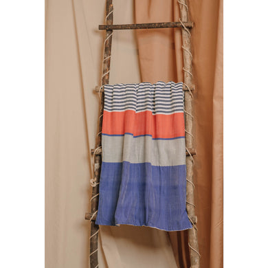 Nautical Blanket Towel