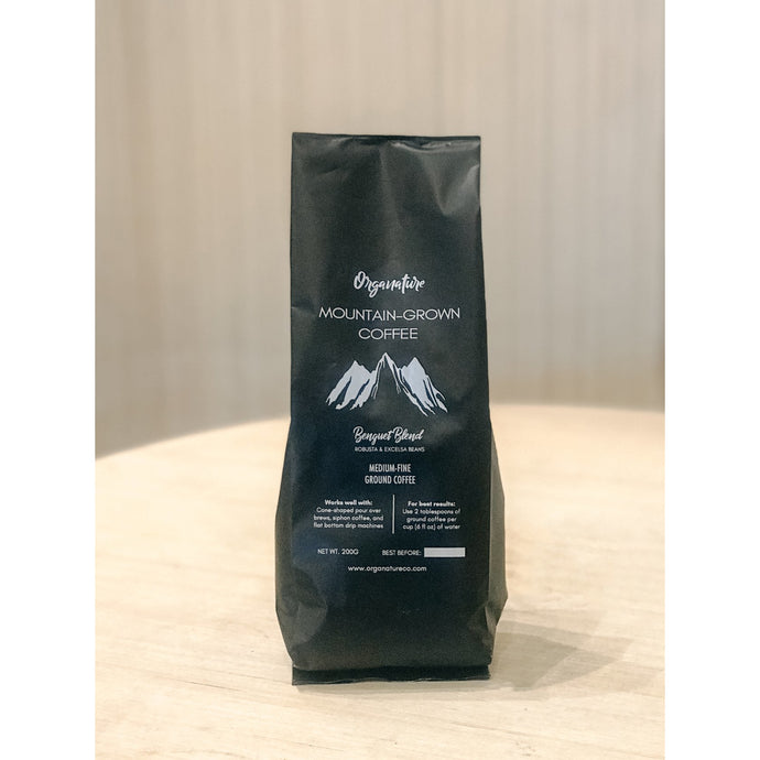 Mountain-Grown Benguet Blend Coffee