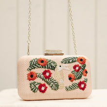 Load image into Gallery viewer, Toucan Pink Clutch Bag