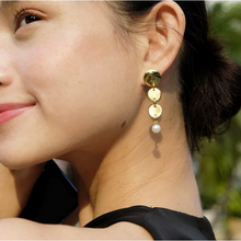 Load image into Gallery viewer, Lana in Gold Earrings