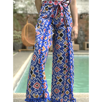 Bulaklak Wrap Around Pants