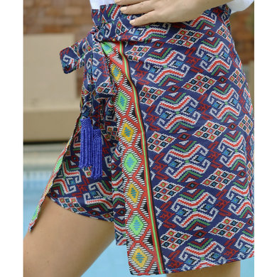 Ligaya Wrap Around Shorts