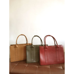 Timeless Structured Tote
