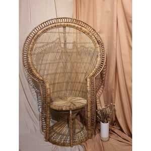 Classic Peacock Chair