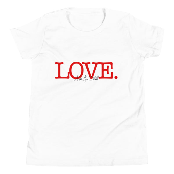 LOVE - Youth Short Sleeve T-Shirt
