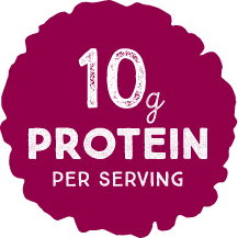 10g Protein per Serving