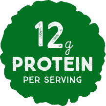 12g Protein per Serving
