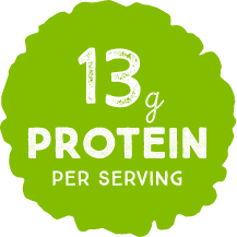 13g Protein Per Serving