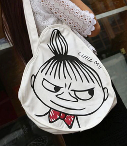 Fairly Made Moomin Little My Raw Cotton Tote