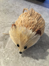 Load image into Gallery viewer, Eco Bristle Brush Hedgehog Decoration