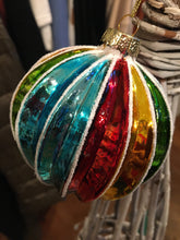 Load image into Gallery viewer, Glass Bauble Decorations