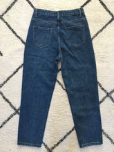 Load image into Gallery viewer, Fairly Made Denim Cotton High Waist Mom Jean