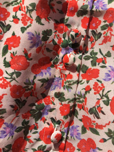 Fairly Made Loose Floral Blouse