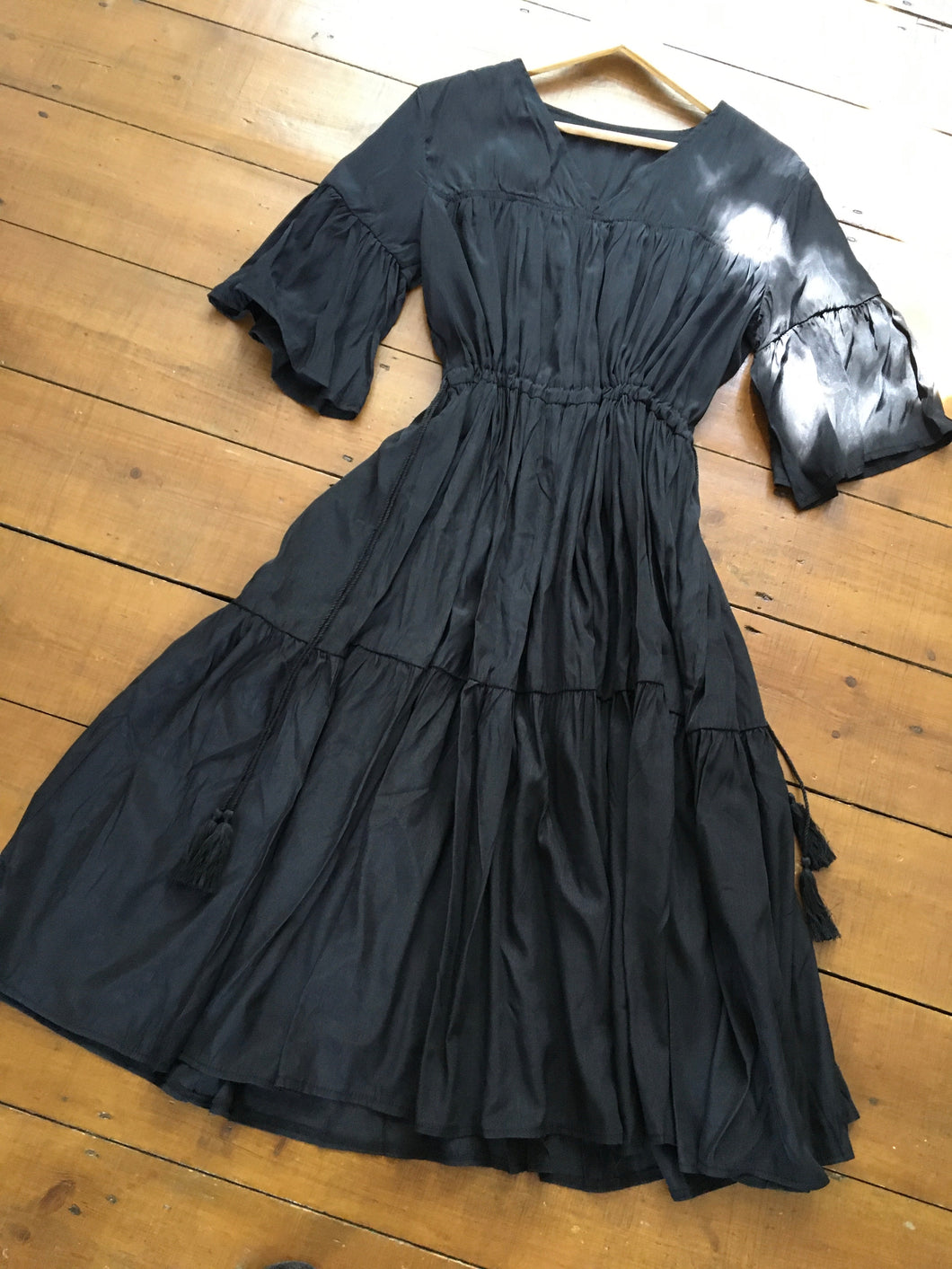 Fairly Made Sustainable Sash Waist Dress