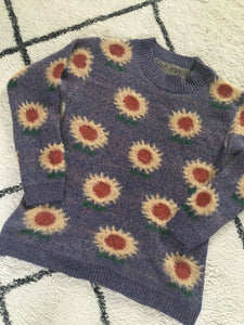 Fairly Made Sunflower Sweater