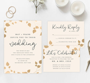 Elegant Celebration Wedding Set