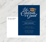 Load image into Gallery viewer, Grad Celebration Invitation