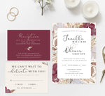 Load image into Gallery viewer, Floral Love Wedding Set Mockup
