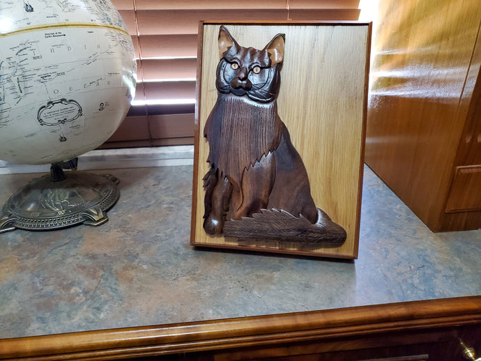 A Final Gift to Celebrate the Life of A Beloved Cat