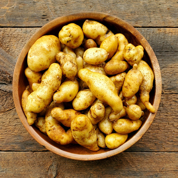 La Ratte Fingerling Potatoes - 1.5 lbs