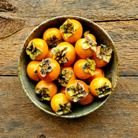 Wild Persimmons - 1/2 lb