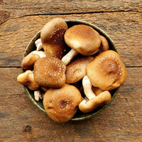 Shiitake Mushrooms - 1/2 lb