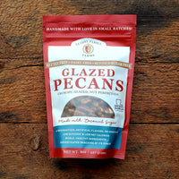 Glazed Pecans - 8 oz