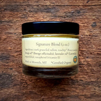 Signature Blend Tallow - 2 oz