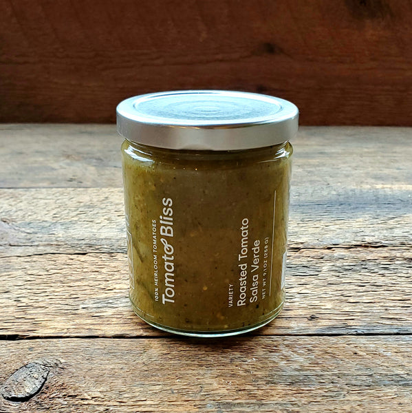 Roasted Tomato Salsa Verde - 9 oz