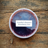 Strawberry Jam - 8 oz