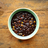 Vegan Black Bean & Vegetable Soup - 16 oz