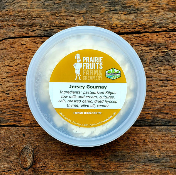 Jersey Gournay Cheese - 6 oz