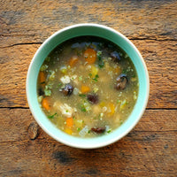 Turkey Vegetable Barley Soup - 32 oz