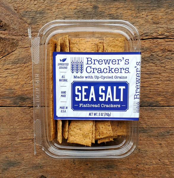 Sea Salt Crackers - 5 oz