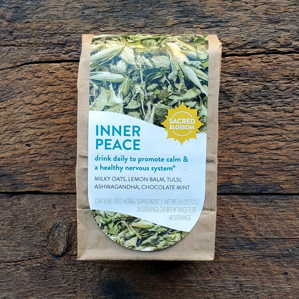 Inner Peace Tea Blend - 2.6 oz