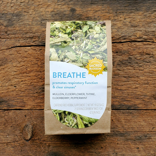Breathe Tea Blend - 2.6 oz