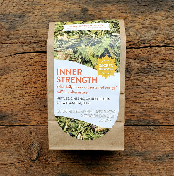 Inner Strength Tea Blend - 2.6 oz
