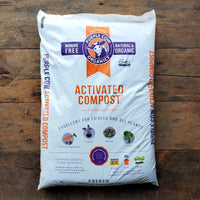 Organic Activated Compost - 1 cu ft