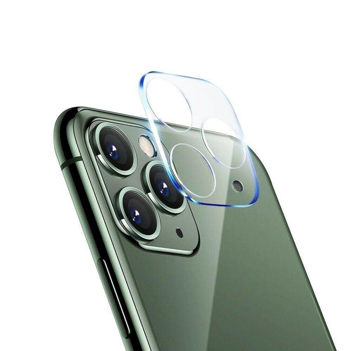 FinestBazaar Lens Protector iPhone 12 Pro Max Lens Tempered Glass Protector