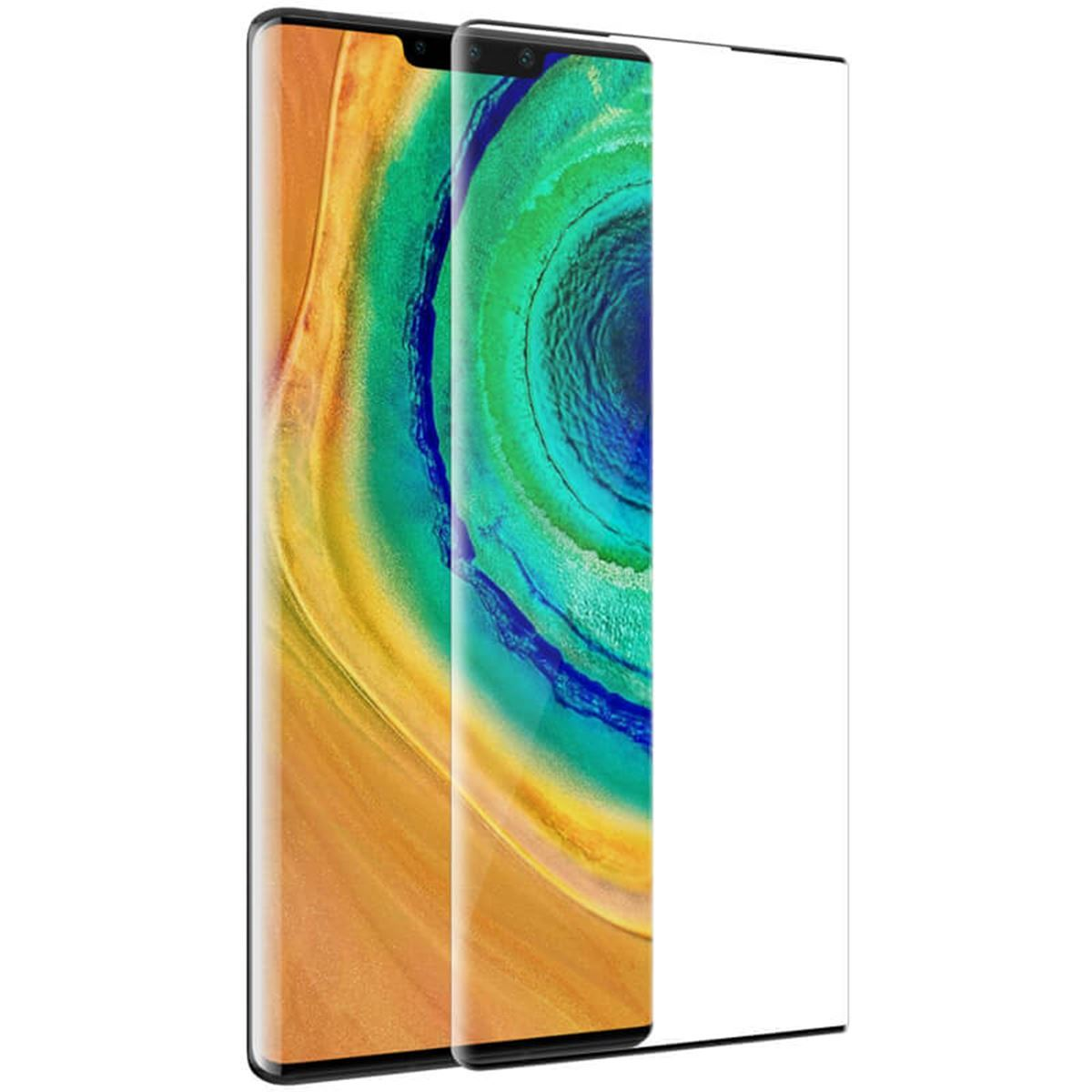 Huawei Mate 20 Pro Tempered Glass Screen Protector - Clear