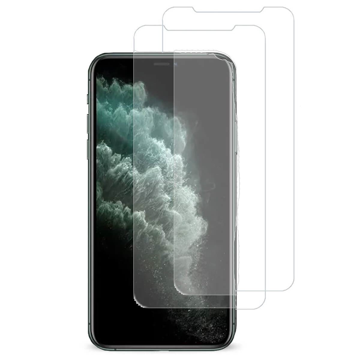 iPhone 11 Pro Max Tempered Glass Screen Protector 2 Pack