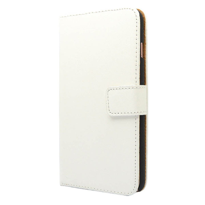FinestBazaar Wallet Cases White iPhone 4 Case Leather Flip Wallet Cover