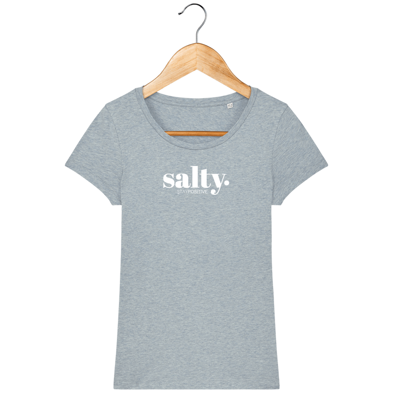 T-Shirt Femme Salty STAY POSITIVE