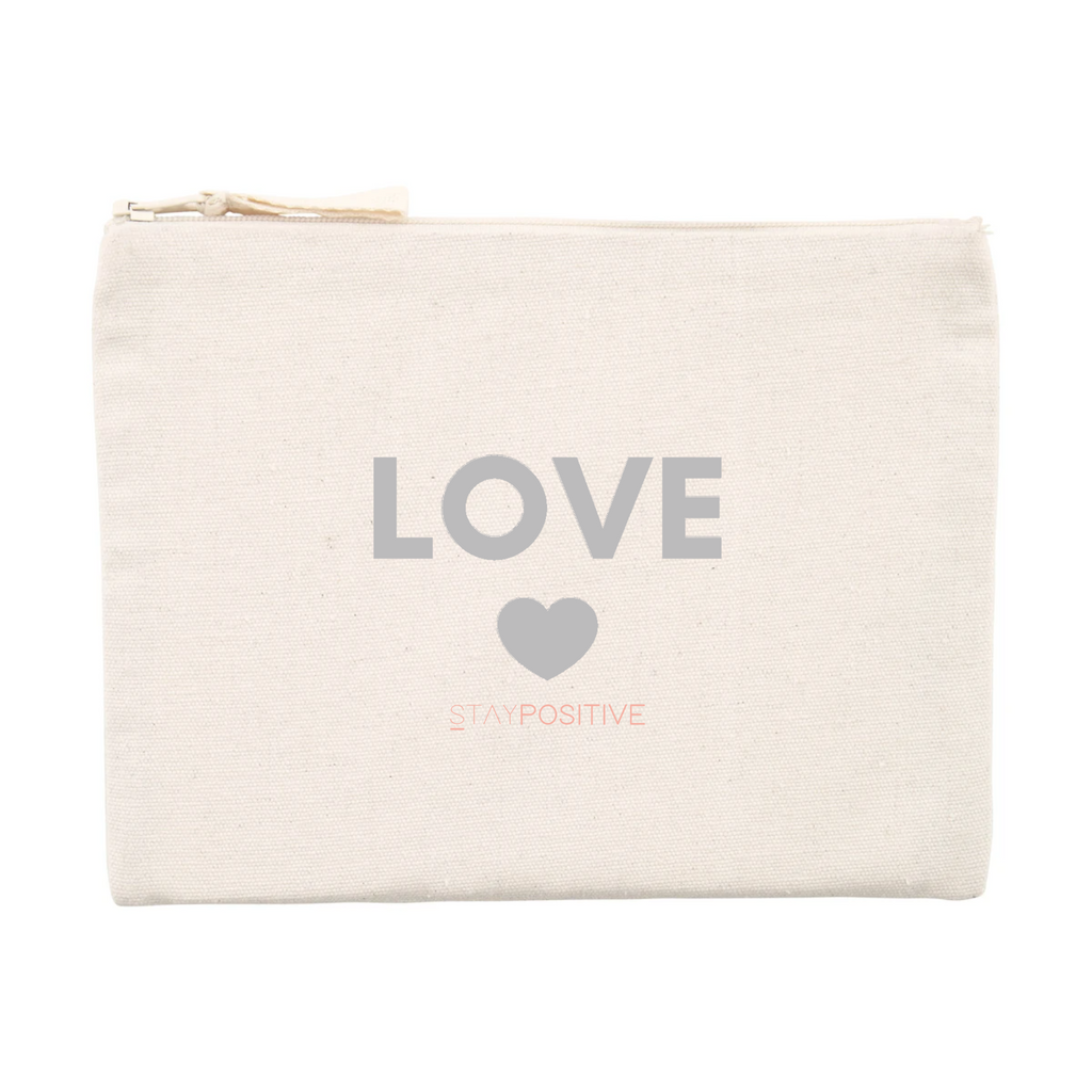 Pochette LOVE STAY POSITIVE