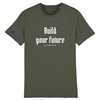 T-shirt Build your future Homme STAY POSITIVE
