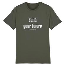Charger l'image dans la galerie, T-shirt Build your future Homme STAY POSITIVE