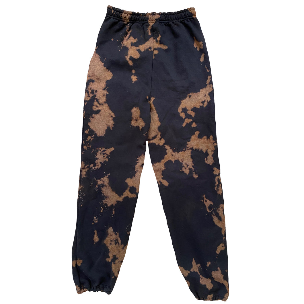 Sweets Sweatpant - Black Bleach