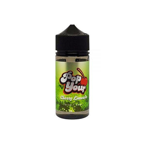 Pop Your Cherry 0mg 80ml Shortfill (70VG/30PG)