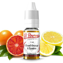 Load image into Gallery viewer, UK Flavour Fruits Range Concentrate 0mg 30ml (Mix Ratio 15-20%)