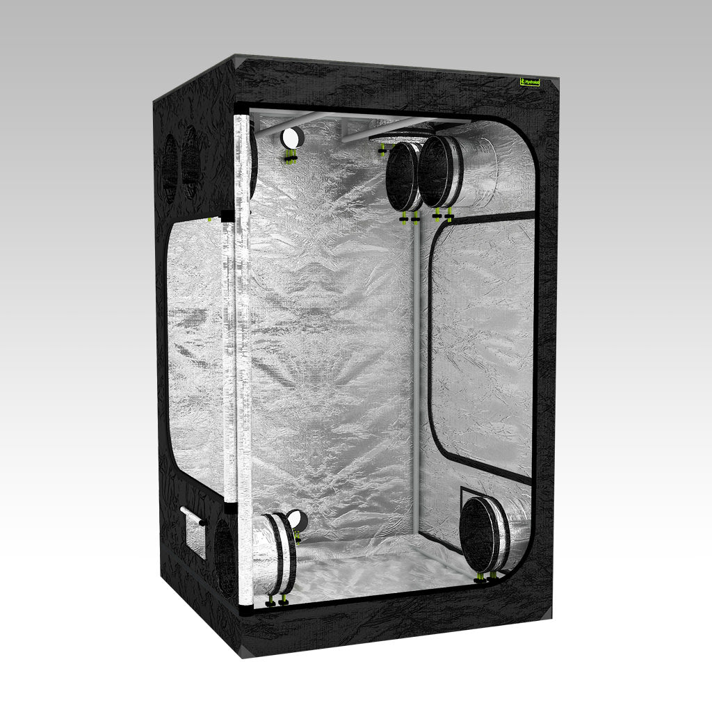 1.2m Grow Tent | 1.2m x 1.2m x 2m | LAB120-XL | Left View